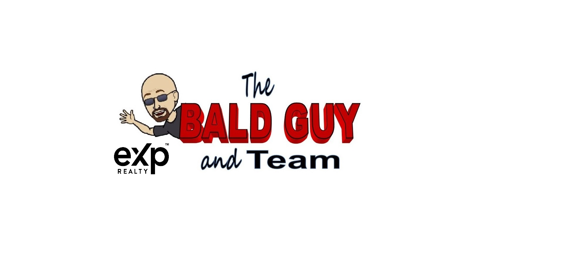 Troy Brown The Bald Guy and Team with eXp Realty