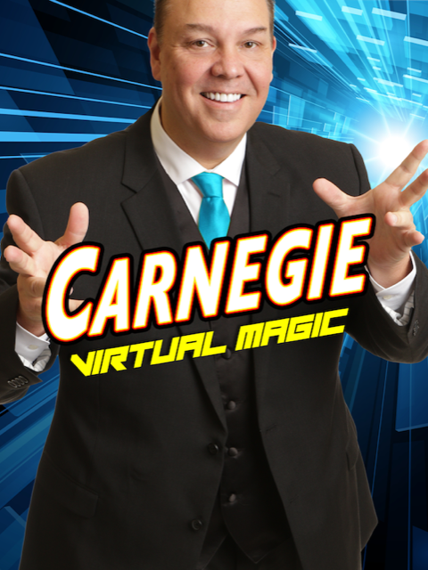 Dean Carnegie - Magician