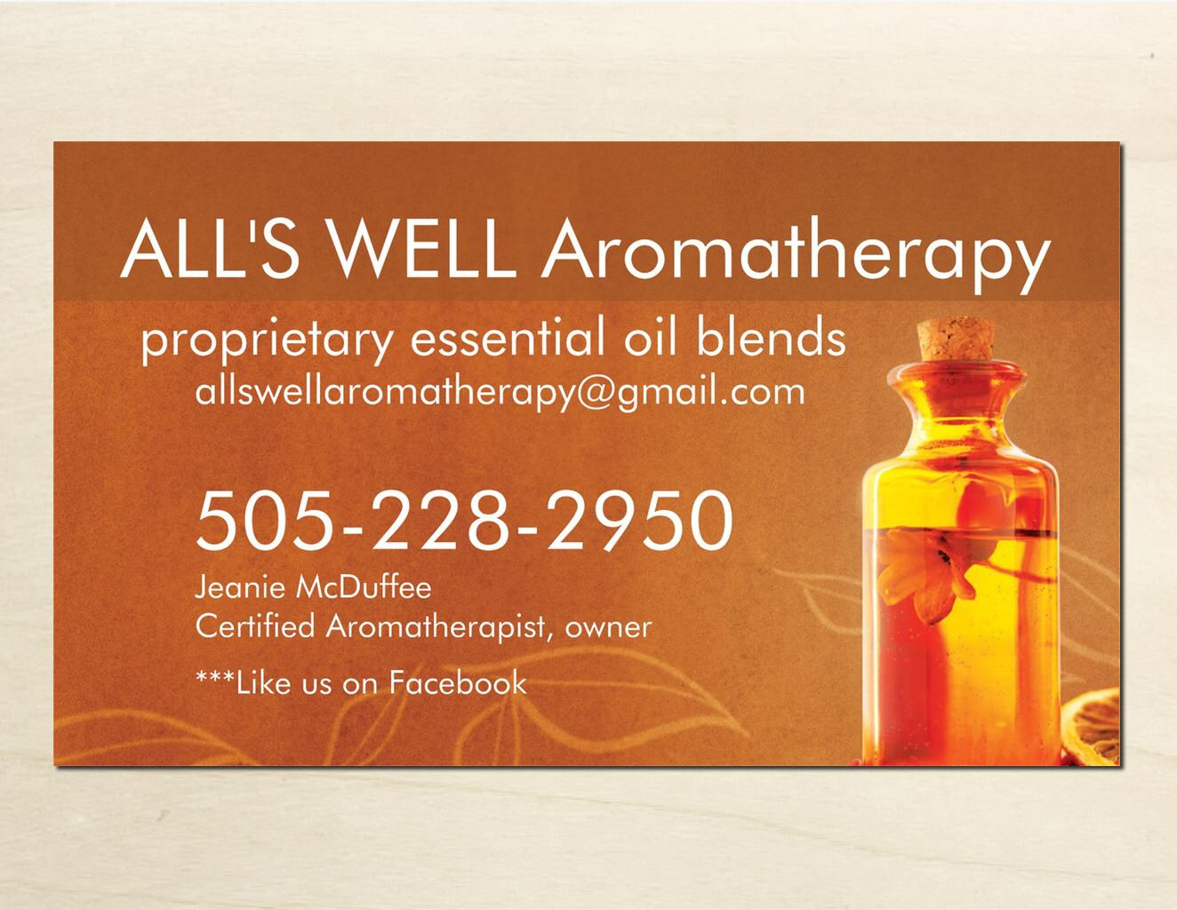 All's Well Aromatherapy