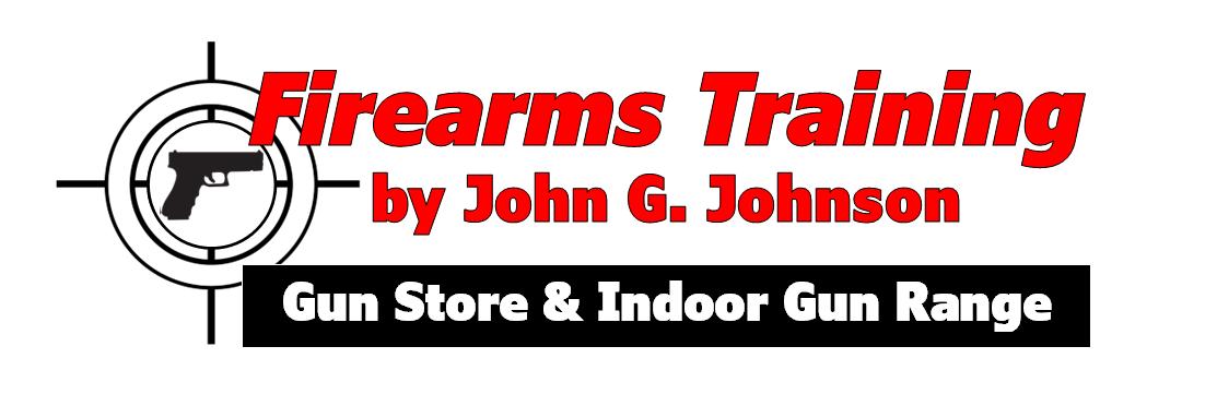 Firearms Training by John G. Johnson