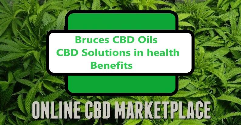 Bruces CBD Oils
