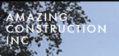 Amazing Construction Inc.