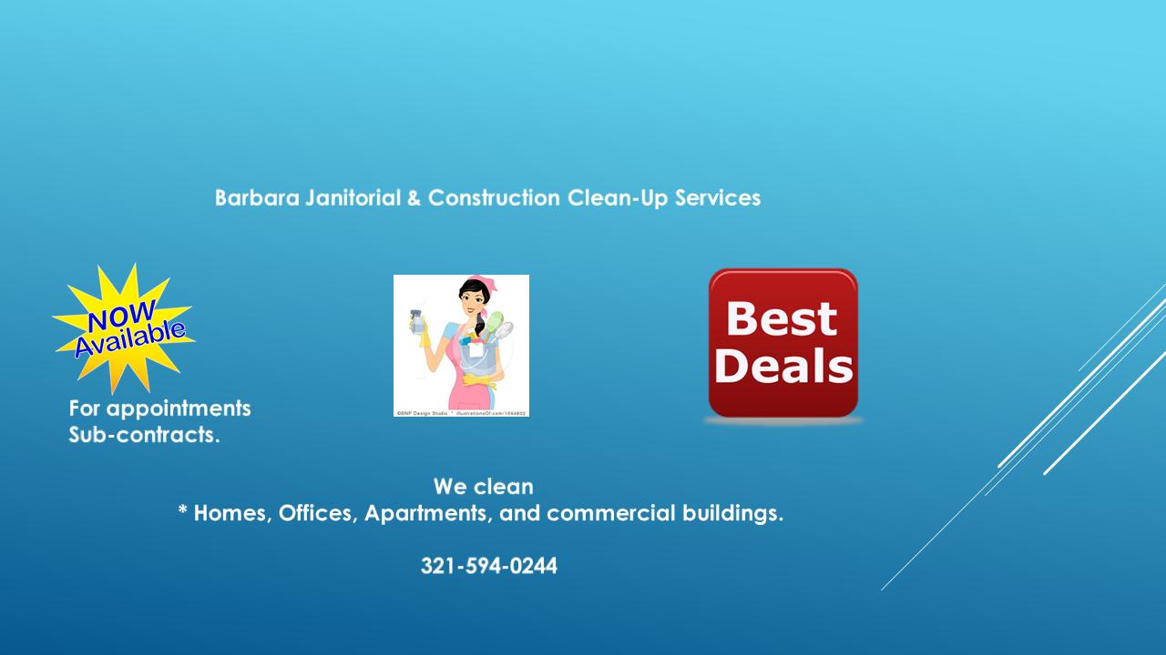 Barbara Janitorial Services LLC