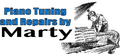 Piano Tuning & Repair by Marty