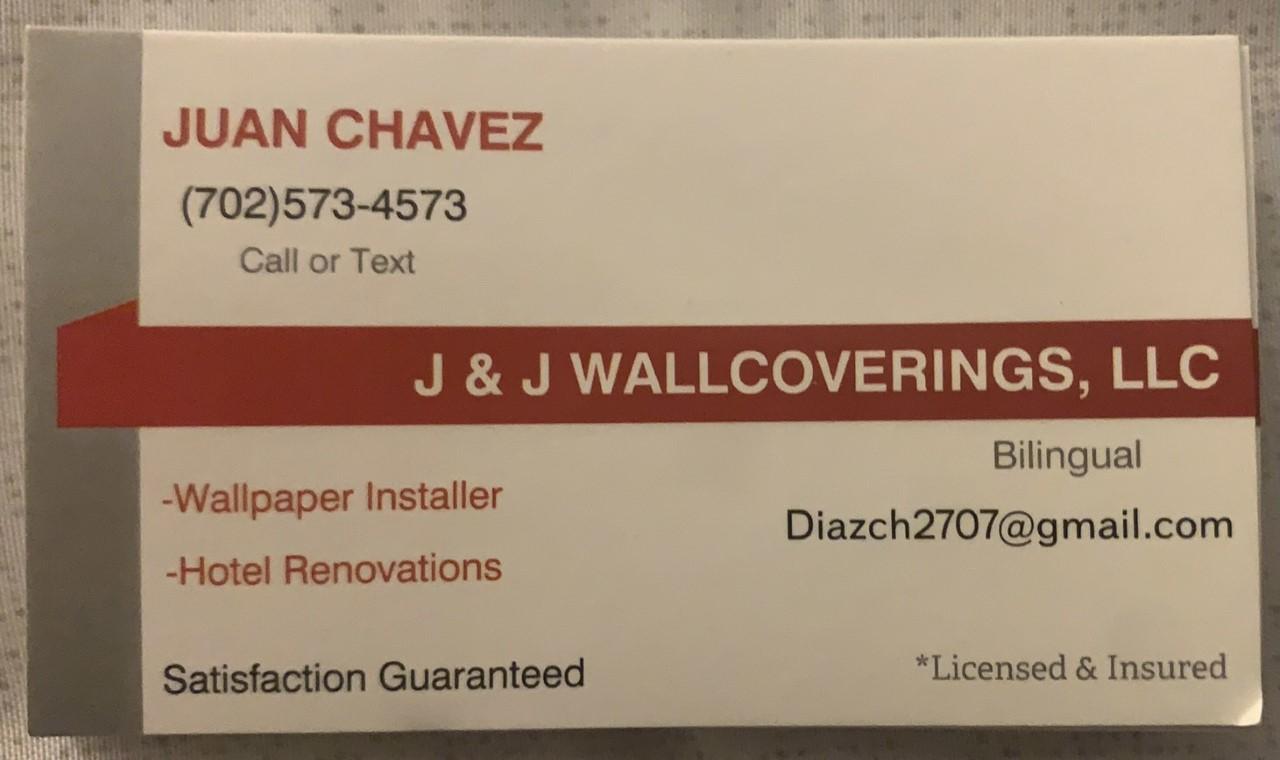 J&J Wallcovering LLC