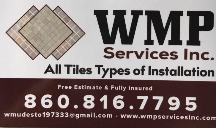 WMP Services Tile Installation