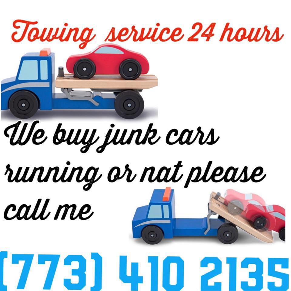 Cash For Junk Cars Chicago - We Buy Junk Cars
