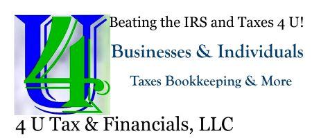 4 U Tax & Financials LLC