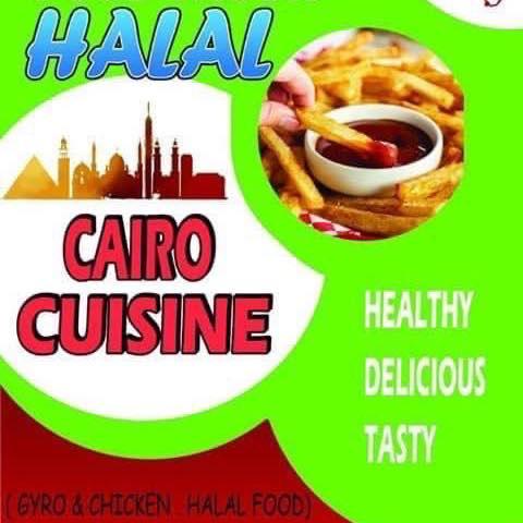 Happy City Cairo Cuisine Food truck
