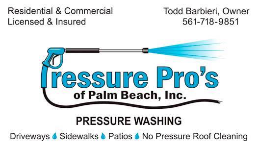 Pressure Pros Of Palm Beach