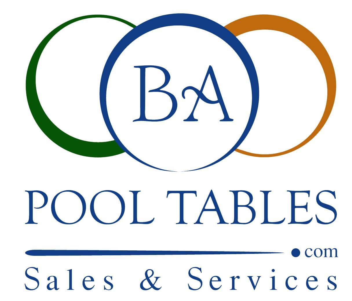 USA Made Pool Tables