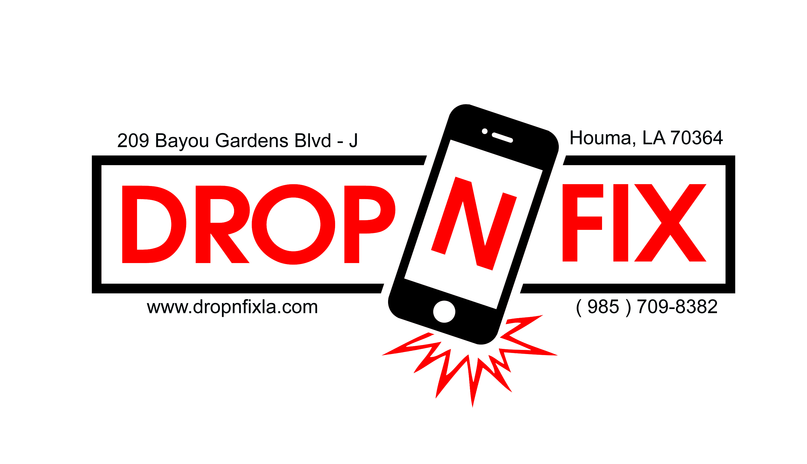 Drop-N-Fix Houma