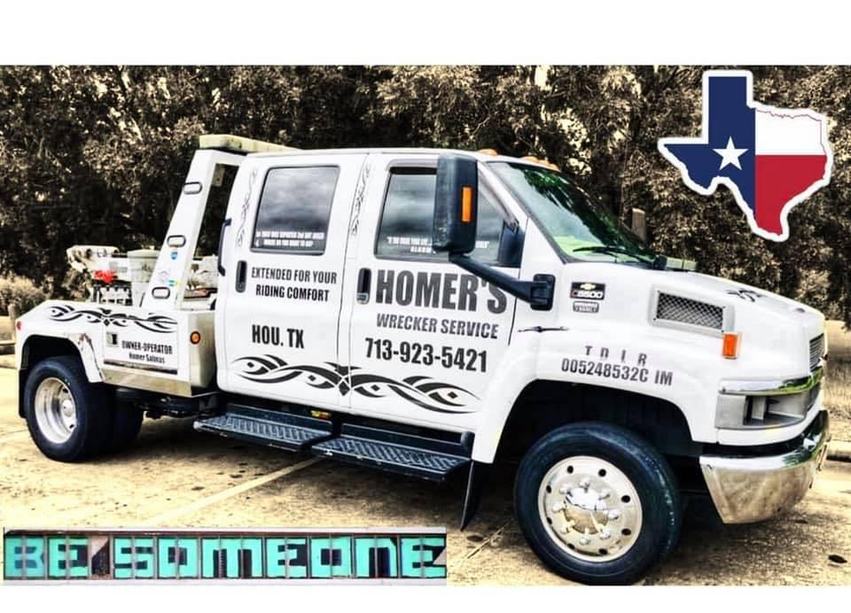 Homer's Wrecker Service