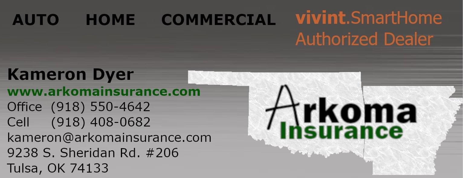 Kameron Dyer - Arkoma Insurance Agent