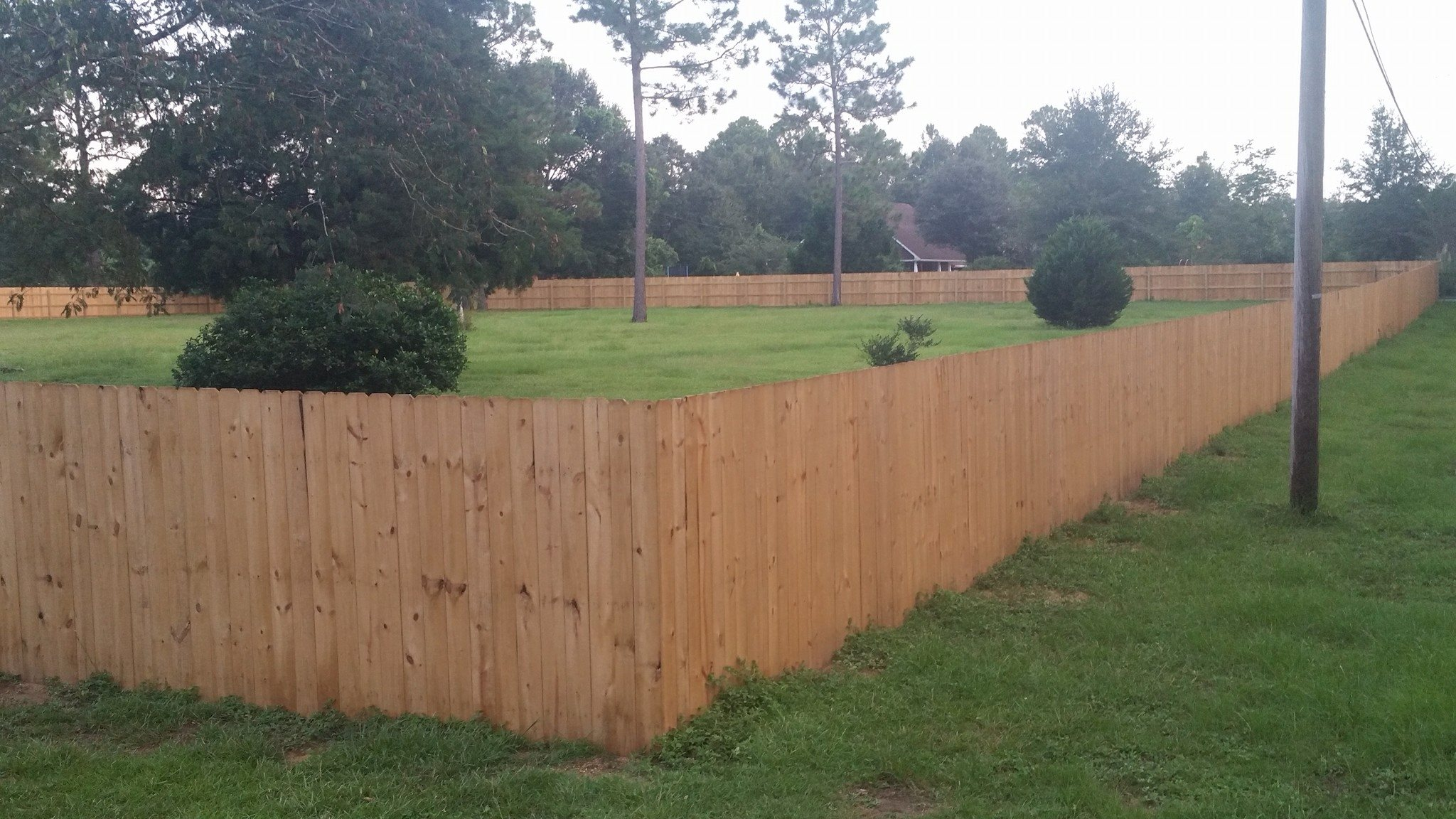 Blue Water Construction & Landscaping Inc.