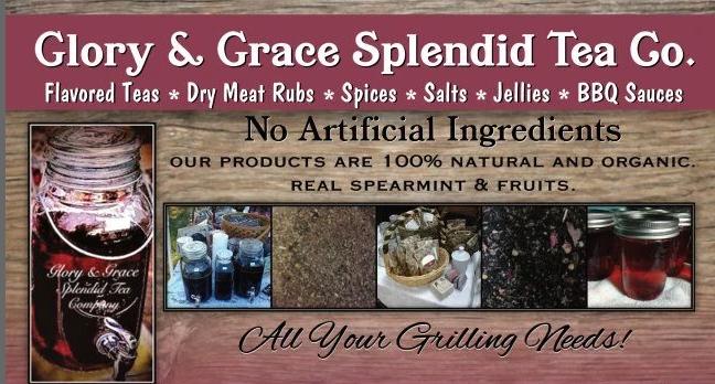 Glory and Grace Splendid Tea Co