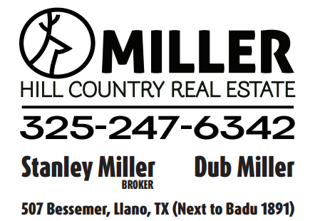Miller Hill Country Real Estate
