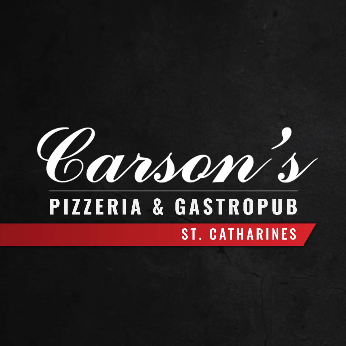 Carson's Pizzeria and Gastropub St. Catharines
