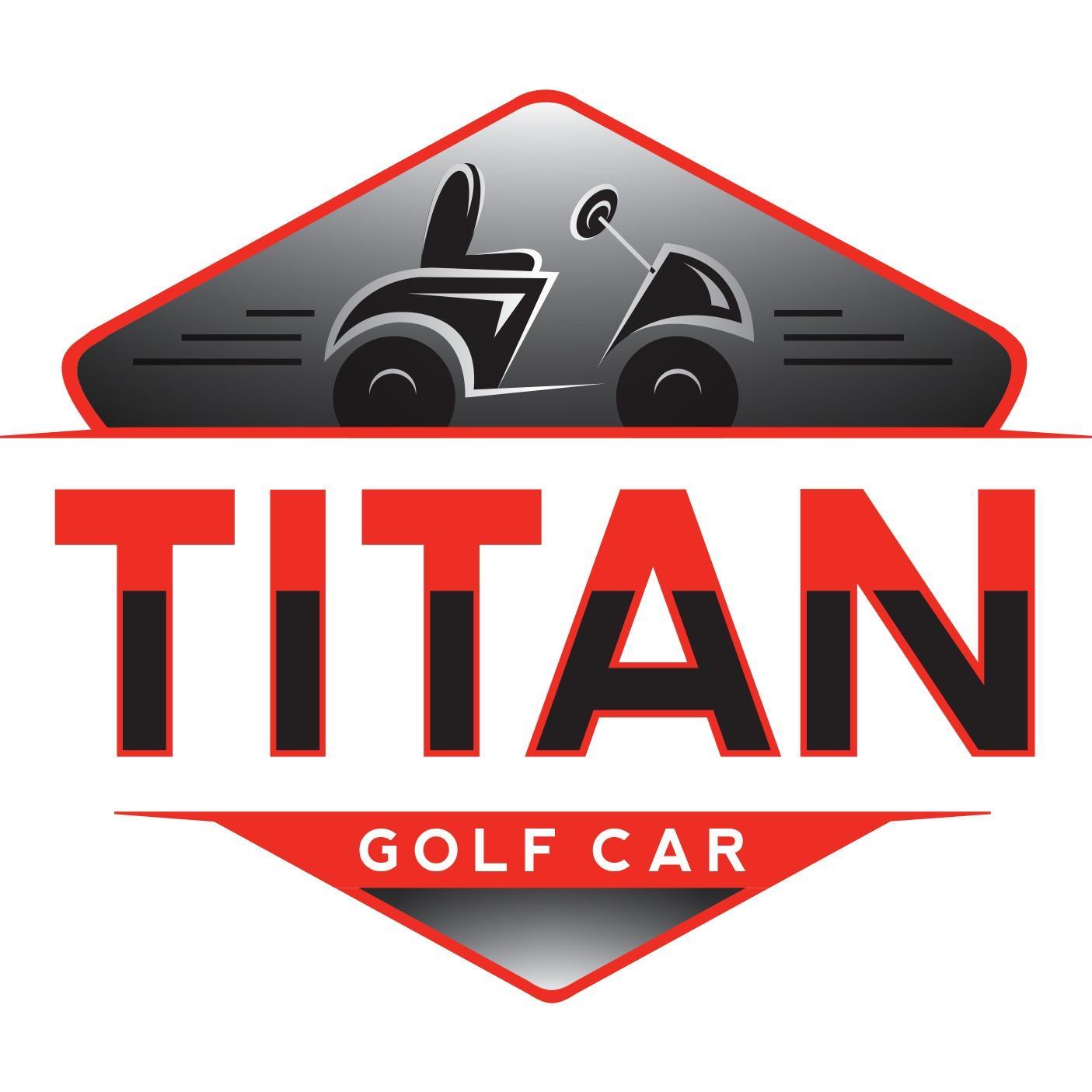 Titan Golf Car
