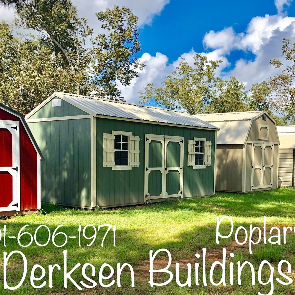 Poplarville Portable Buildings of Mississippi