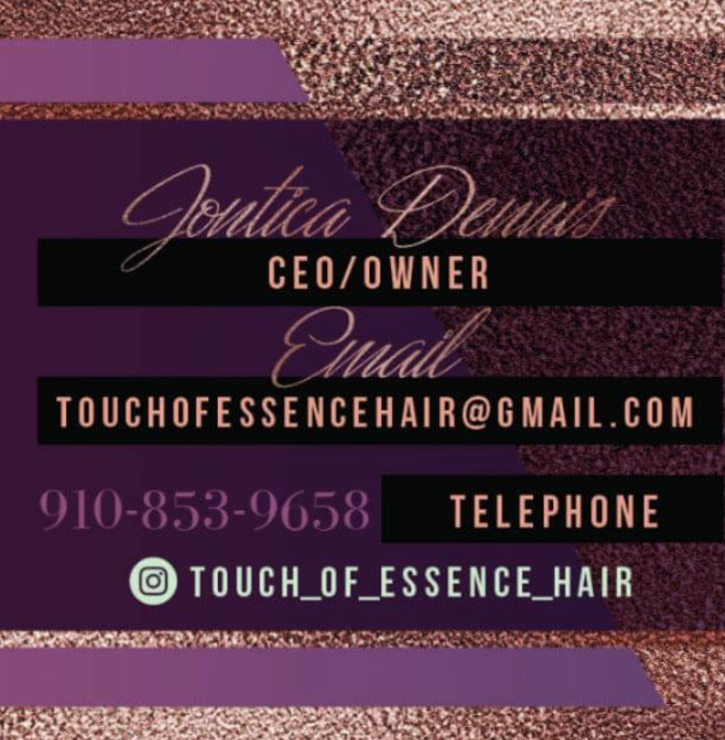 Touch Of Essence Creations
