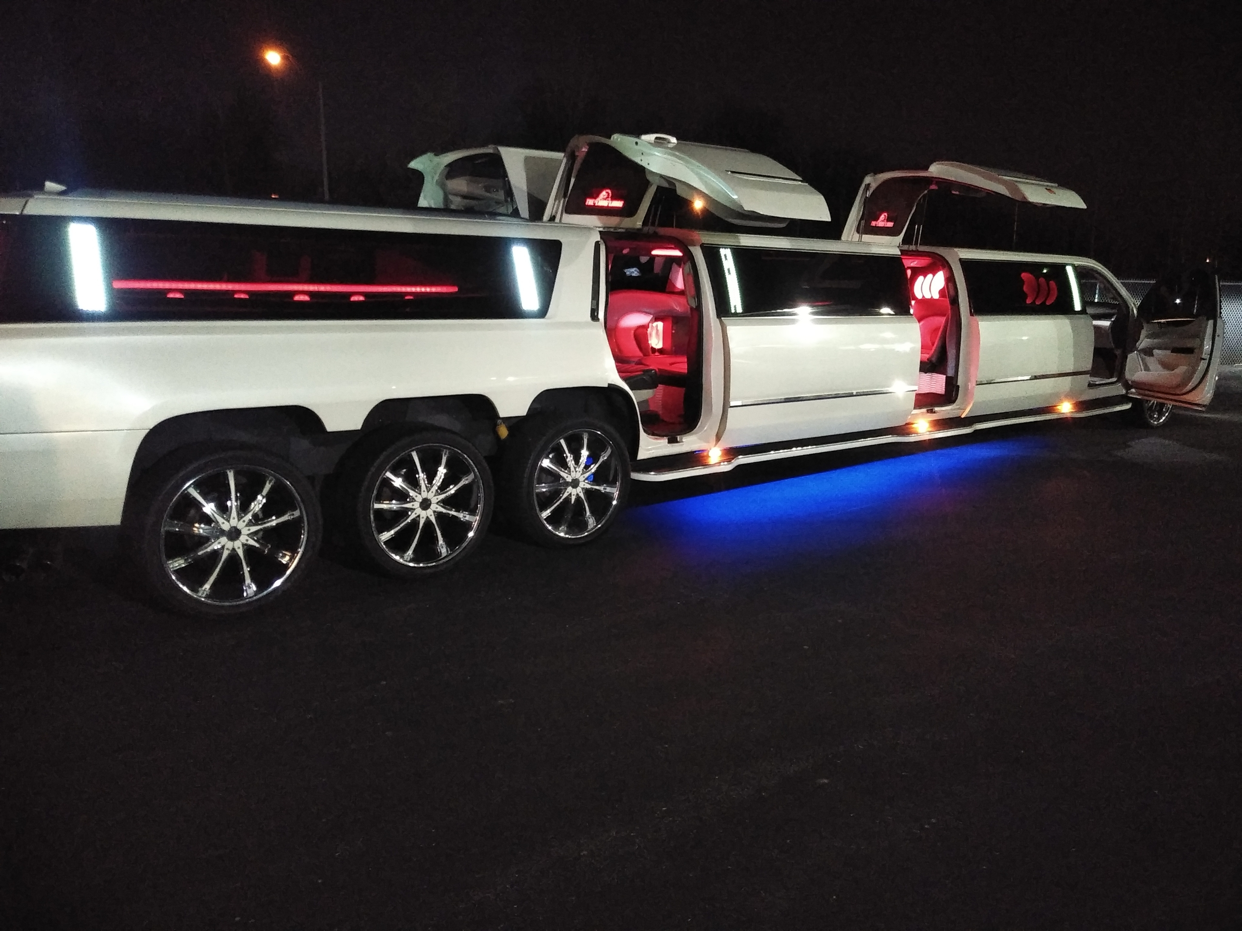 Marvelous Limousine & Transportation