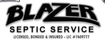 Blazer Septic Service