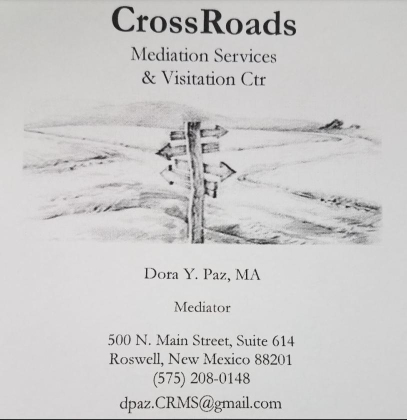 Cross Roads Mediation Services LLC