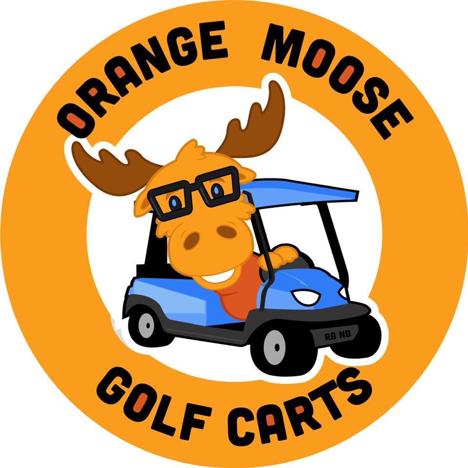 Orange Moose Carts Cape May