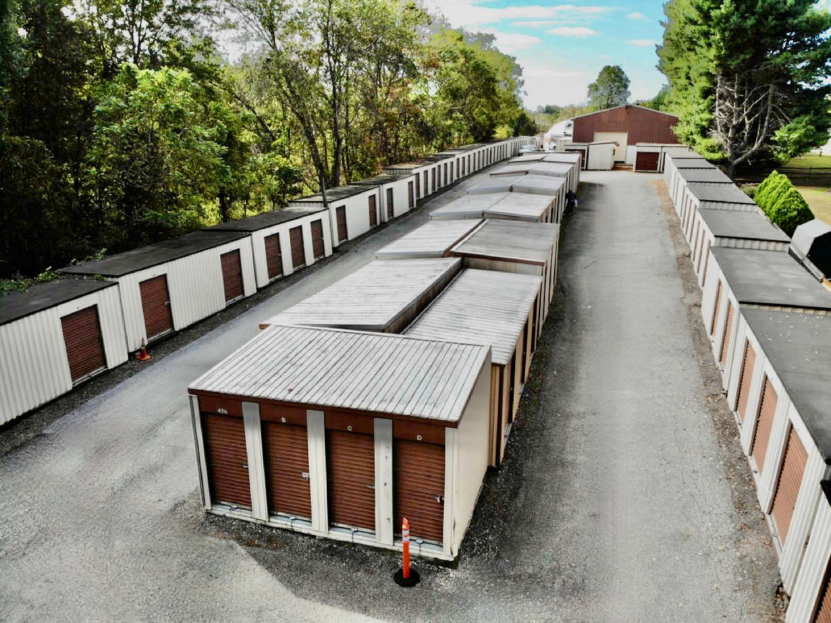 Newark Safe Storage