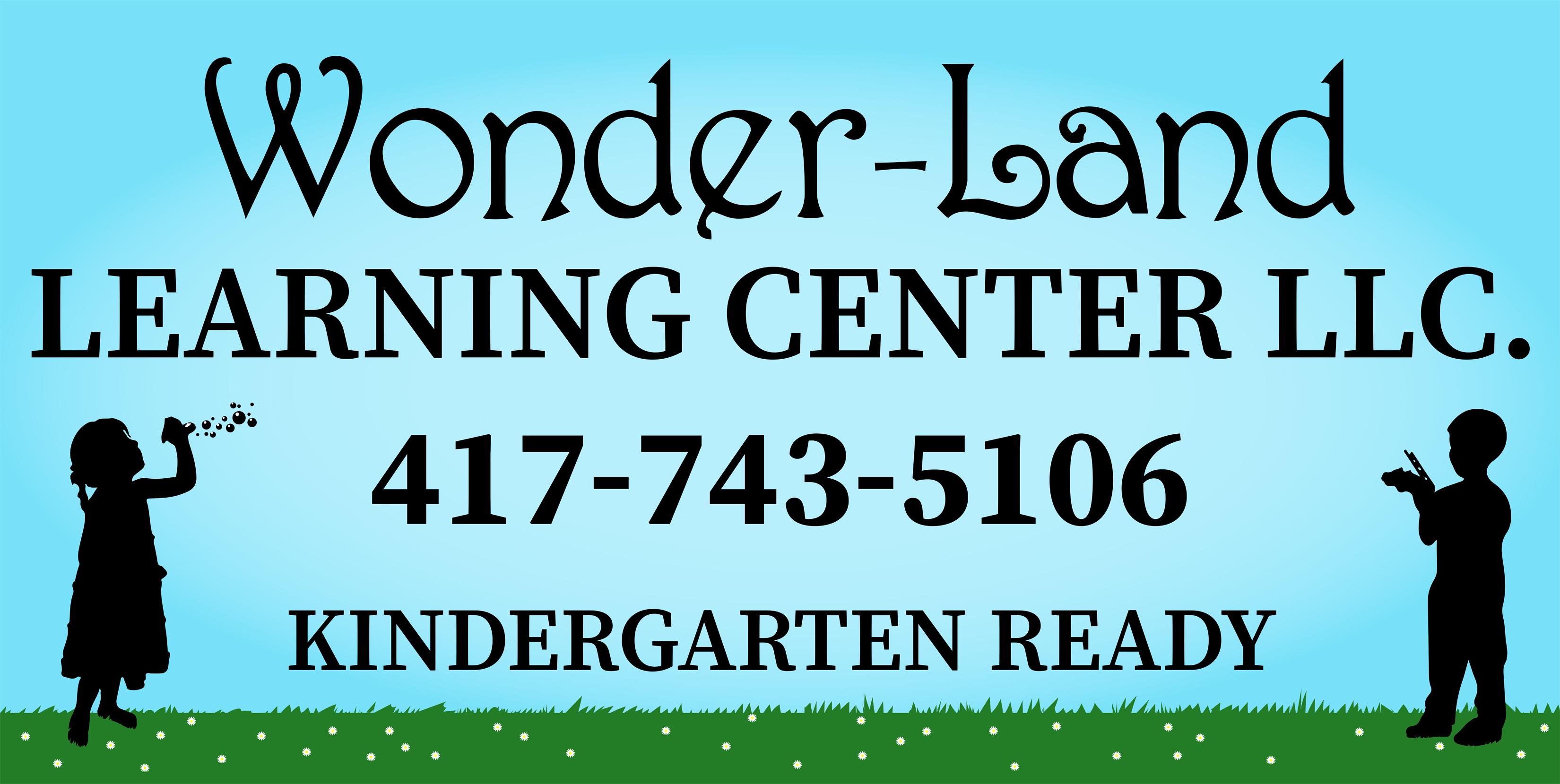Wonder-Land Learning Center