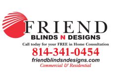 Friend Blinds N Designs