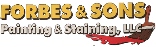 Forbes & Sons Painting & Staining LLC - Professional Painting Contractor House Painting & Commercial Painting