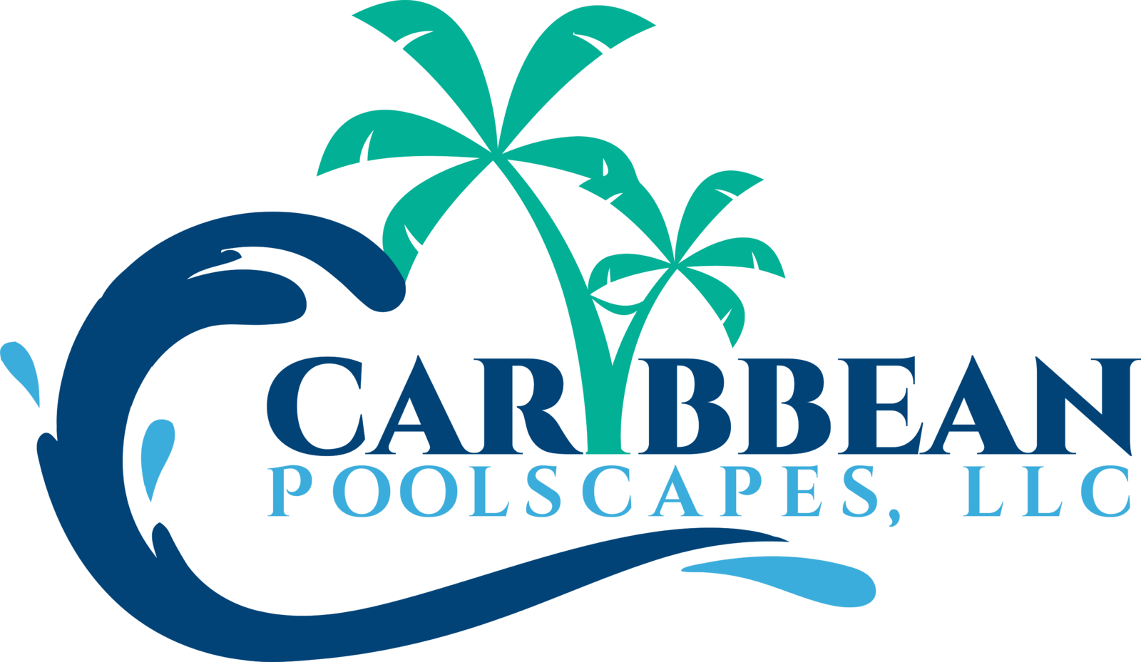 Caribbean Poolscapes