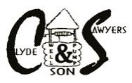 Clyde Sawyers & Son Well Drilling