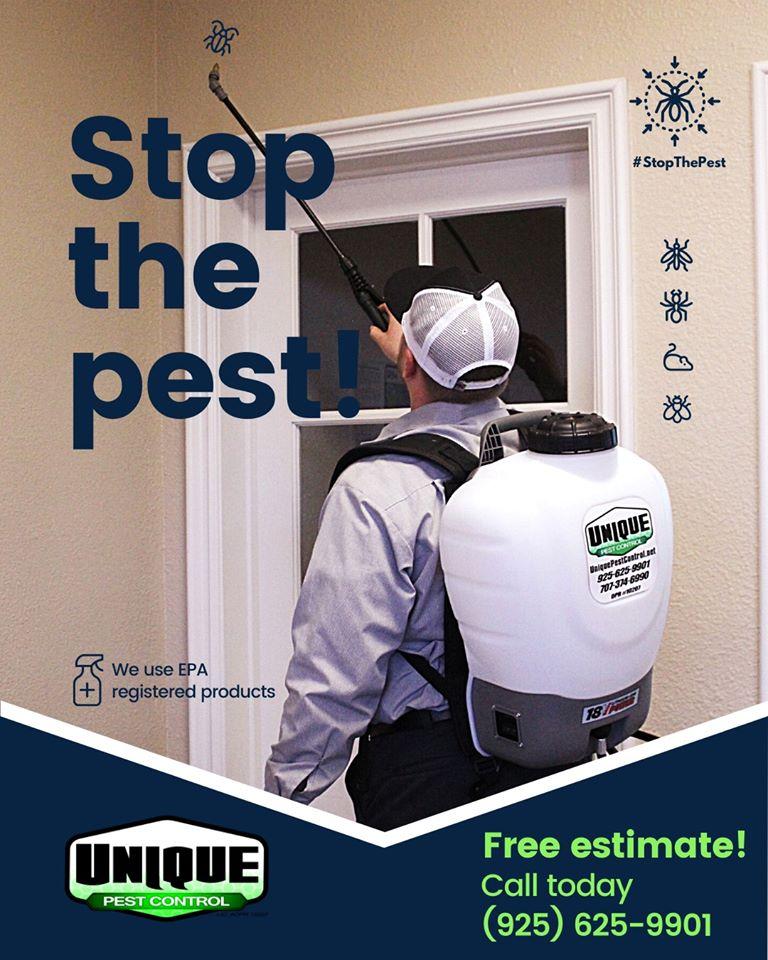Unique Pest Control