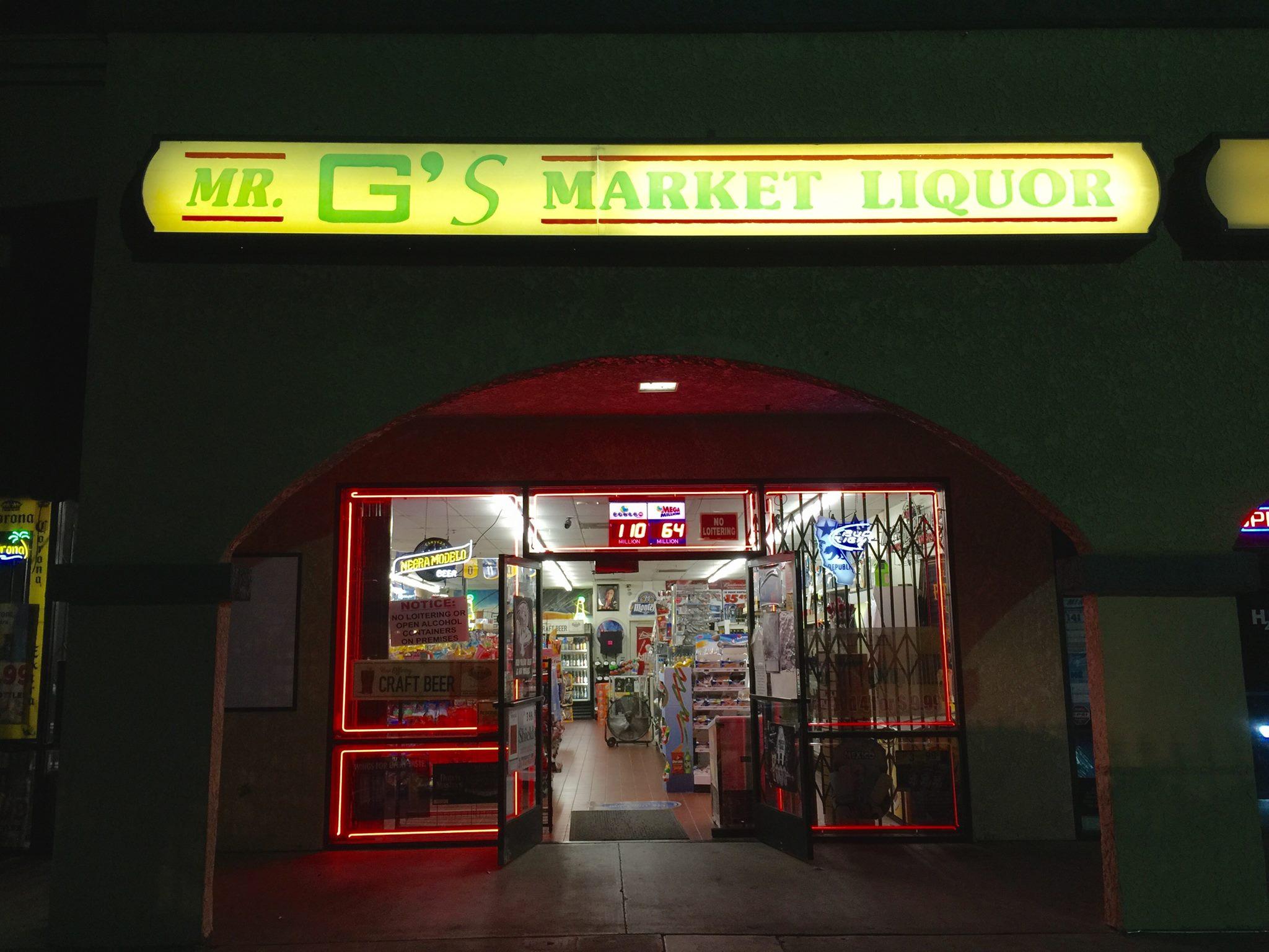 Mr G's Market Liquor & Taco Kitchen