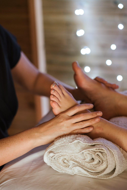 The Foot Massage