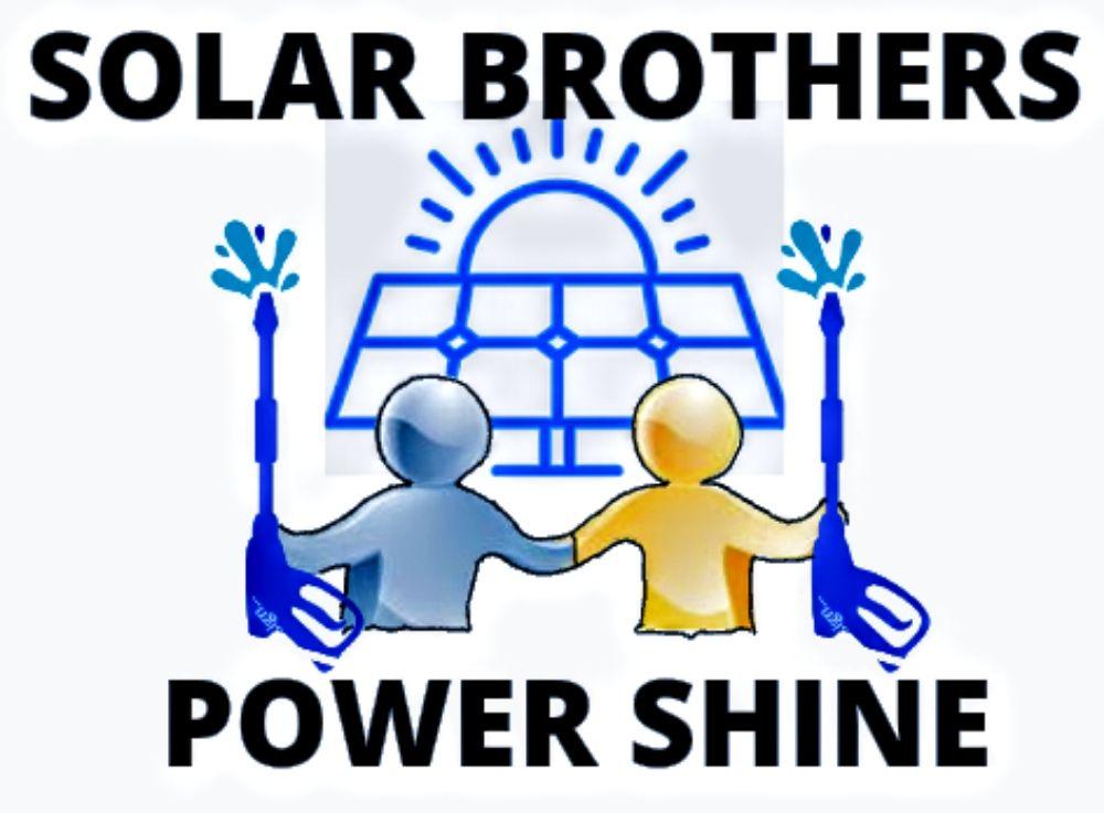 Solar Brothers Power Shine