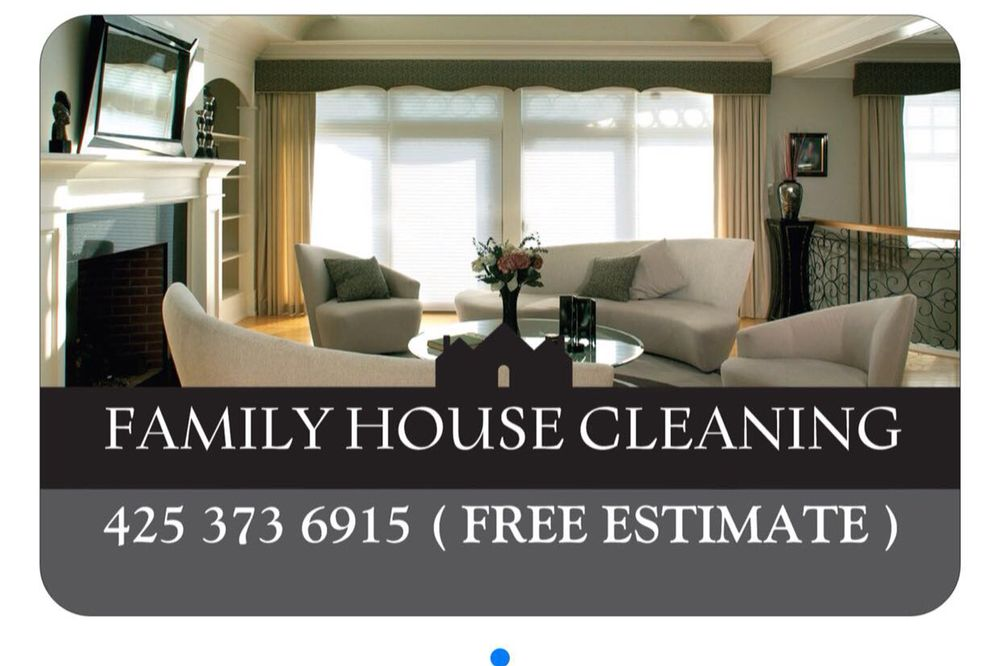 Family House Cleaning