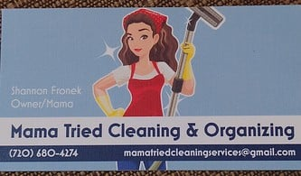 Mama Tried Cleaning Services