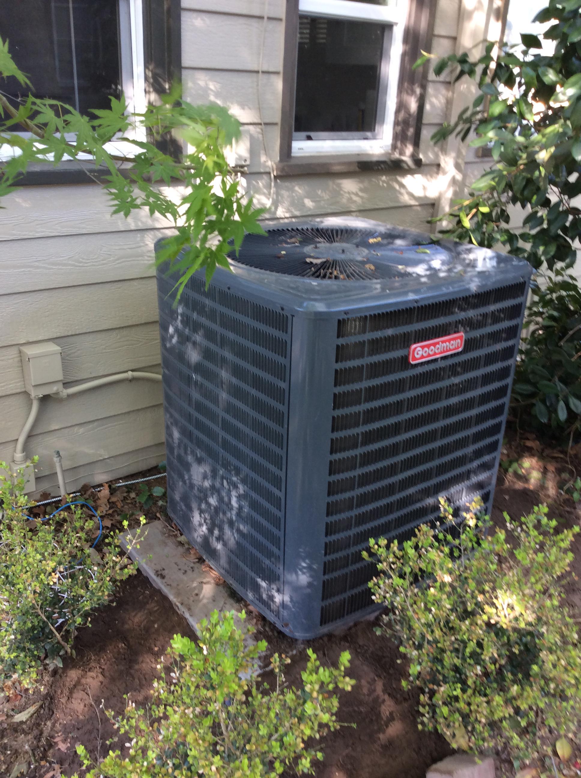 Blaine Inc. Heating & Air Conditioning AC1