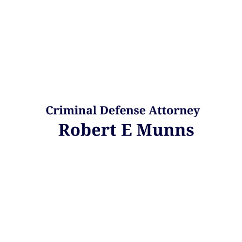 Criminal Defense Attorney Robert E Munns