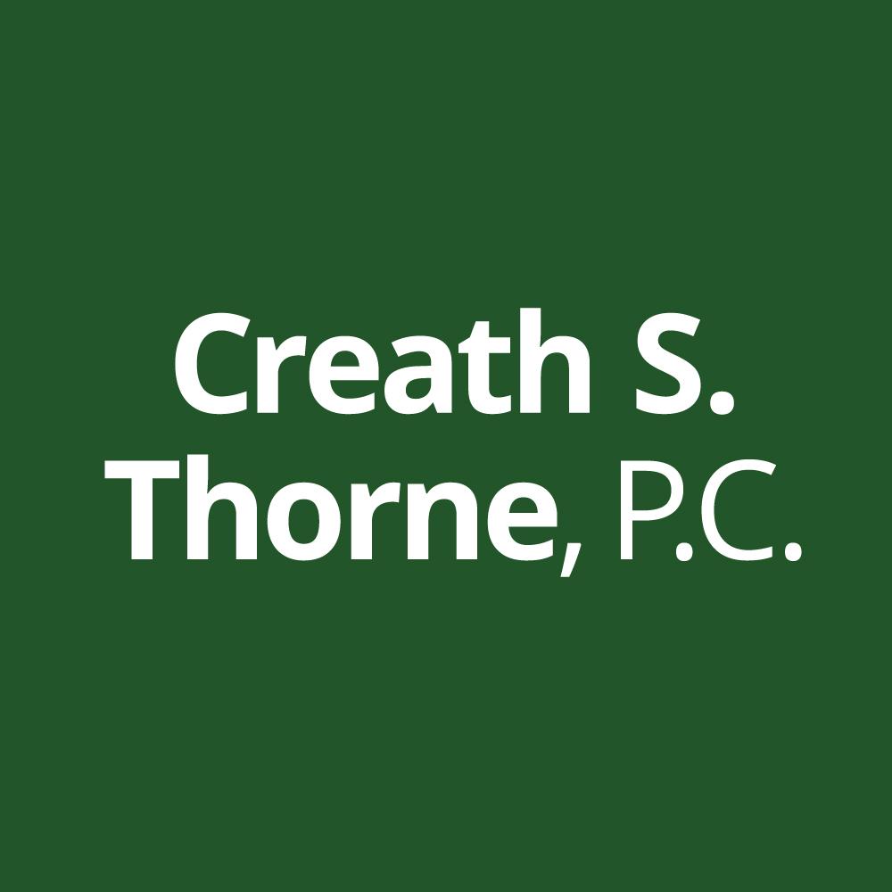 Creath S. Thorne P.C.