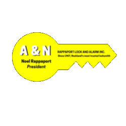 A & N Rappaport Locksmith & Alarm